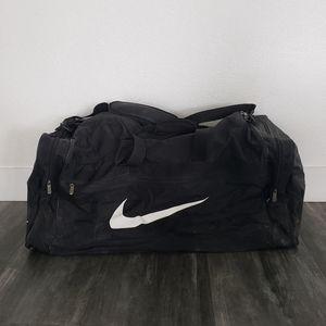 Black Classic Nike Equipment XXL Duffle